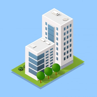 Architecture vector illustration
