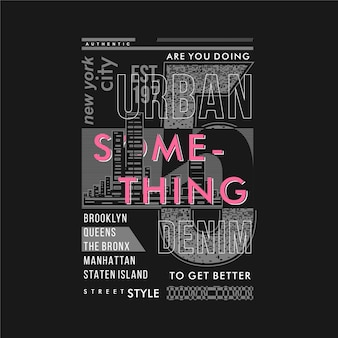 Are you doing something to get better lettering typography vector for t shirt print
