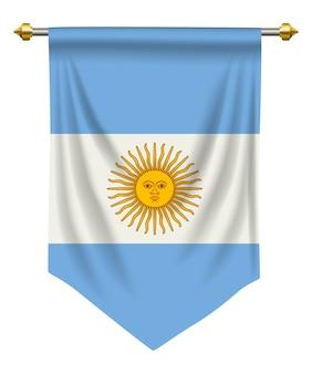 Argentina pennant