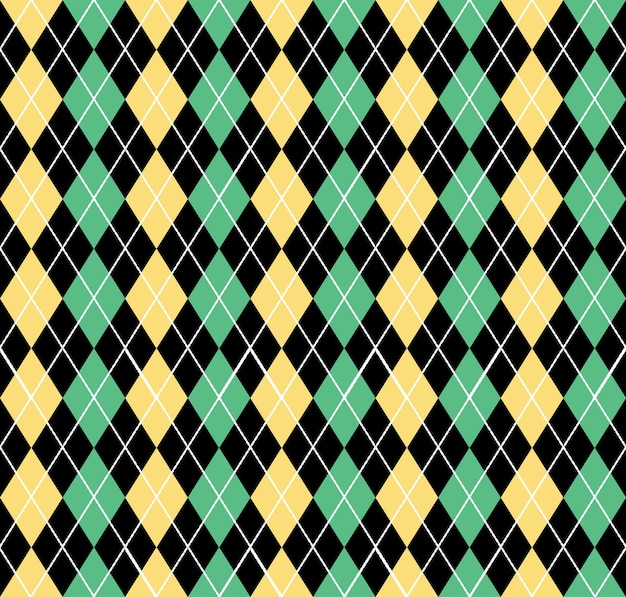 Argyle pattern. geometric simple background. creative and elegant style illustration