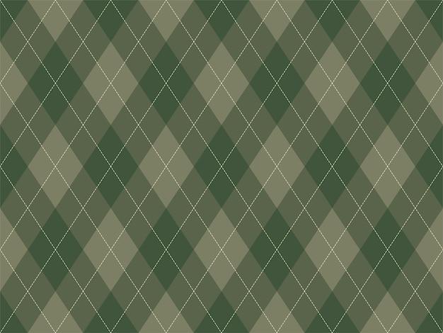 Argyle pattern seamless. fabric texture background. classic argill ornament.