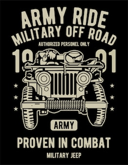 Army ride