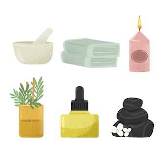 Pacchetto elemento aromaterapia
