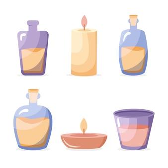 Пакет элементов ароматерапии