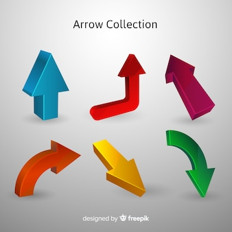Arrow collection