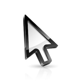 Mouse cursor vector Vector
