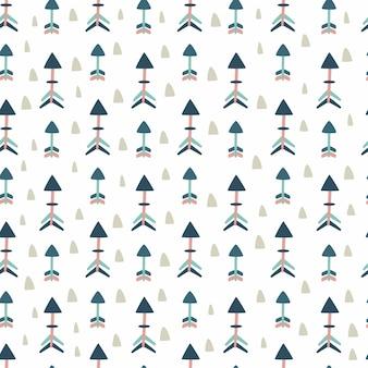 矢印のシームレスなパターン