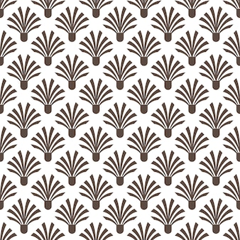 Art deco seamless pattern texture decorative background
