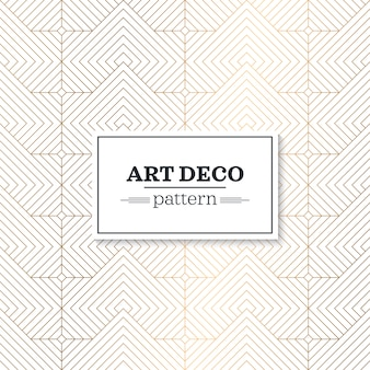 Art deco бесшовные модели
