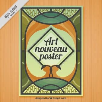 Manifesto art nouveau