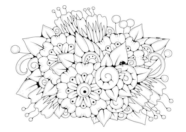 Раскраска арт-терапия для детей и взрослых