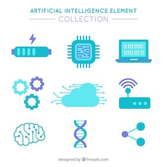 인공 지능 요소 수집