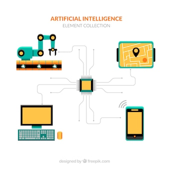Artificial intelligence elements collection