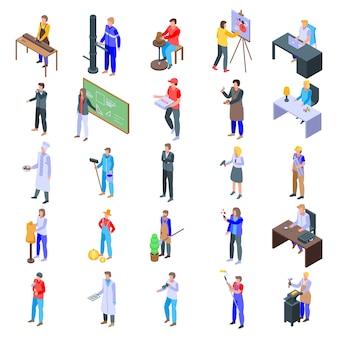 Artisan icons set