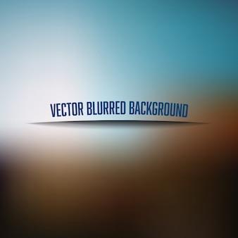 Artistic blurred background
