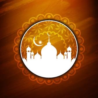 Progettazione artistica sfondo islamico