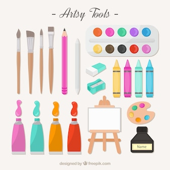 Artistic tools for painting
