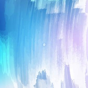 Artistic watercolor texture, purple and blue tones
