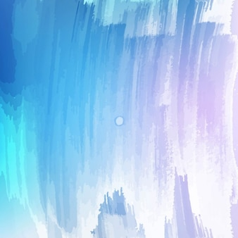 Tessitura artistica acquarello, tonalità del viola e blu