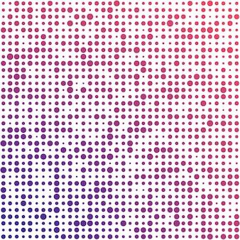 Asbtract dot halftone seamless pattern texture