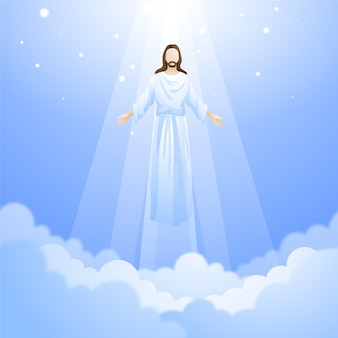 Ascension day resurrection of jesus