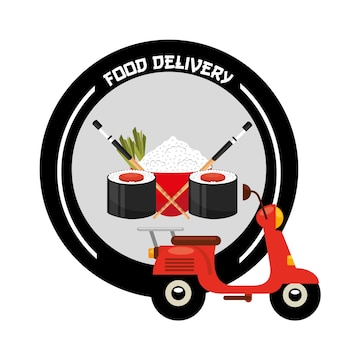 Asian food delivery