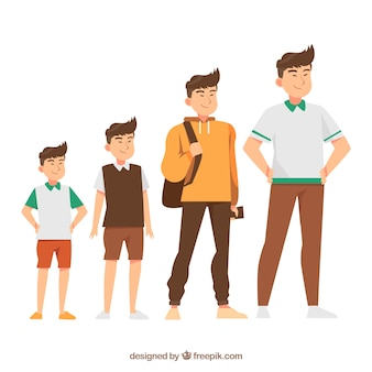 Age Groups Vectors, Photos and PSD files