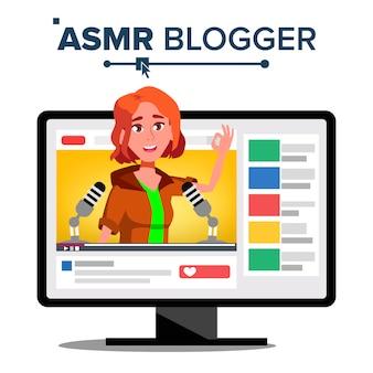 Asmr bloggerチャンネル