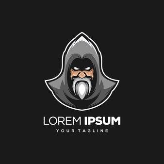アサシンのロゴデザイン