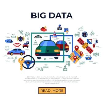 Коллекция инструментов для сбора информации о транспорте и парковке