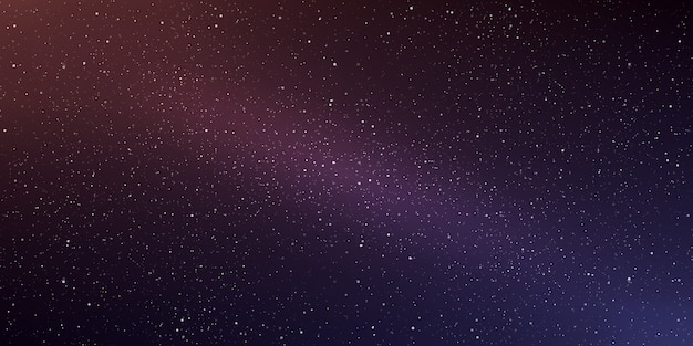 Astrology horizontal background star universe background milky way galaxy