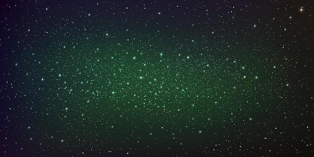 Астрология горизонтальные звезды вселенная фон