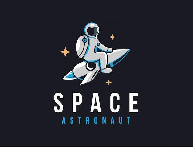 Логотип astronout