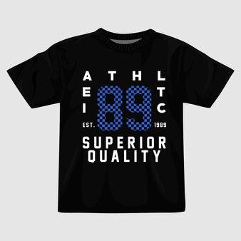 Спортивный дизайн футболки