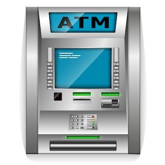 Atm-現金自動預け払い機。 。
