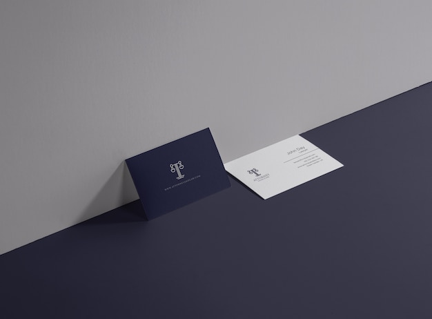 Attoerney and law business card