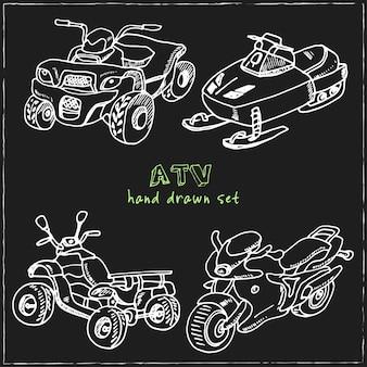 Atv手描きコレクション