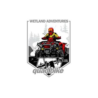 Atv quadバイク