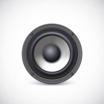 Аудио динамик