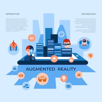 Augmented reality technology elements collection