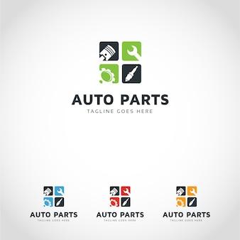 Логотип auto_parts