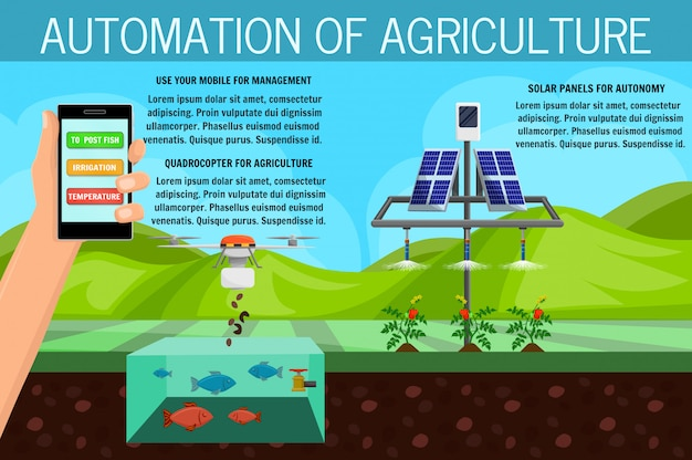 Automation agriculture