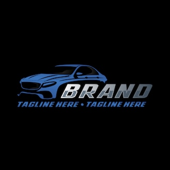 Automotive car logo