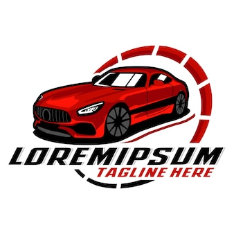 Automotive car logo