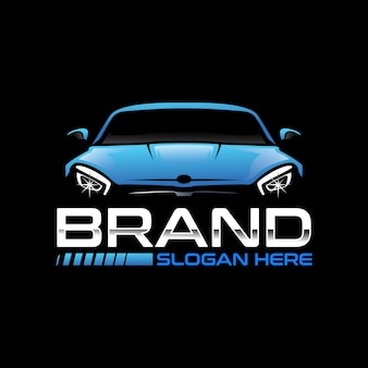 Логотип автомобильного автомобиля
