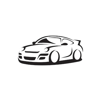 Automotive car vector