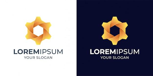 自動車のロゴデザイン