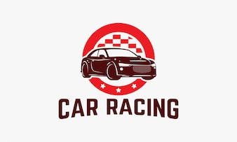 Automotive Racing Competitionのロゴバッジ