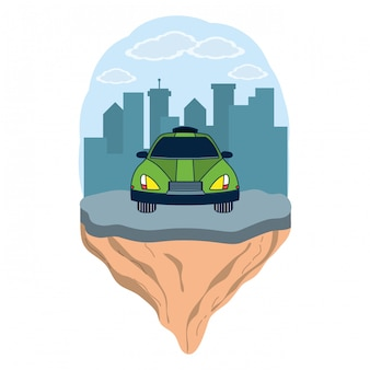 Autonomous car technology