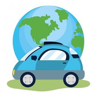 Autonomus car technology